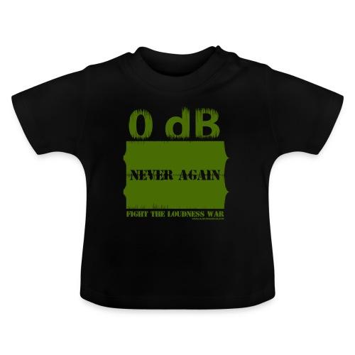 Fight the loudness war - T-shirt Bébé