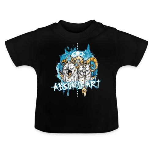 Karl & Bob von Absurd ART - Baby T-Shirt
