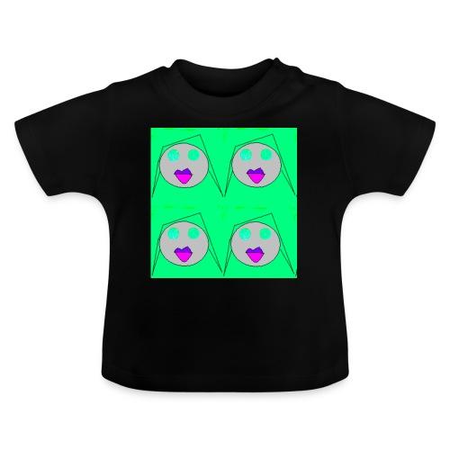 sarra cocou - T-shirt Bébé