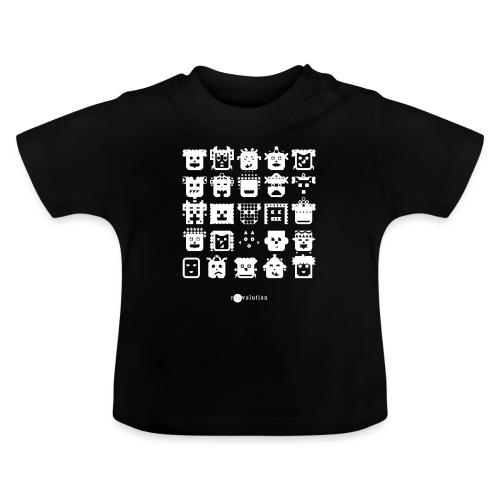 DIVERSE PEOPLE - Camiseta bebé