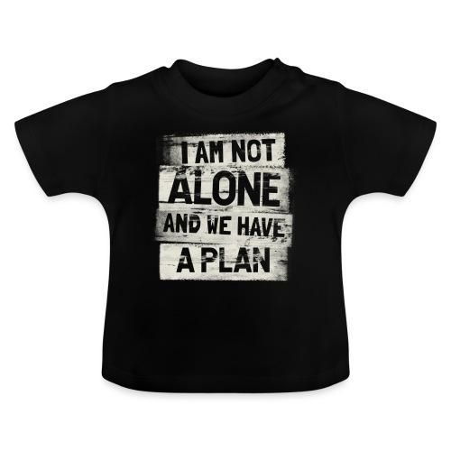 A plan - Baby-T-shirt