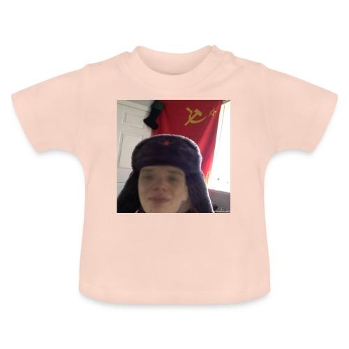 Kommunisti Saska - Vauvan t-paita