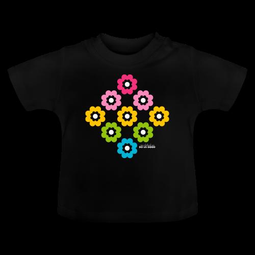 RAINBOW BLOOM - Vauvan t-paita