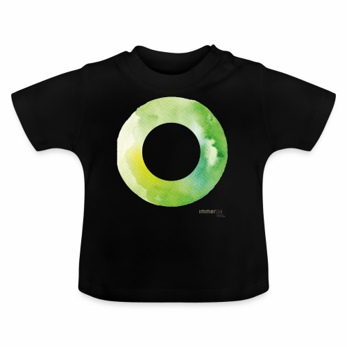 KringelmitWortmarke png - Baby T-Shirt