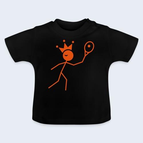 Tenniskoning - Baby T-shirt