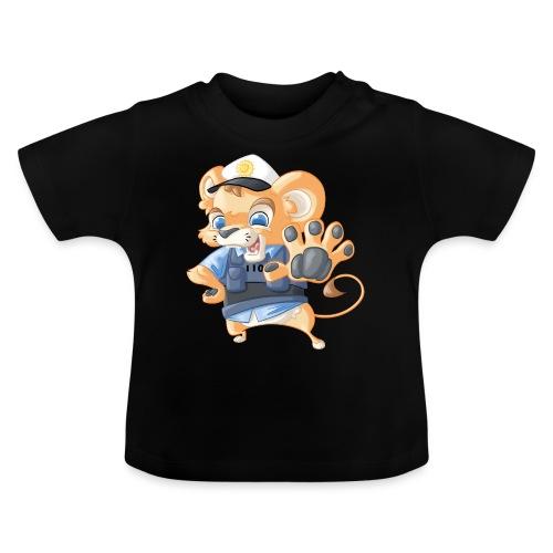 Polizei Löwe - Baby T-Shirt