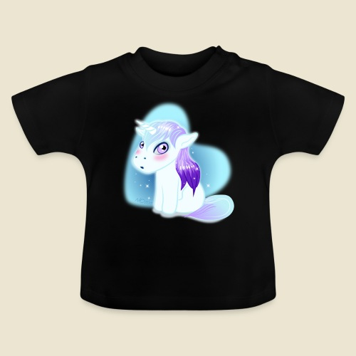 Licorne n°2 - T-shirt Bébé