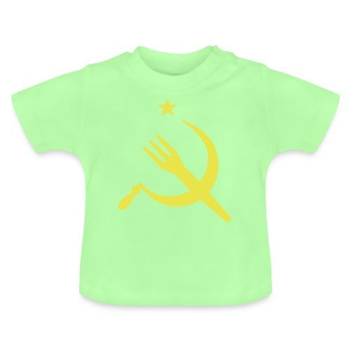 Fourchette en sikkel - USSR - belgië - belgique - T-shirt Bébé