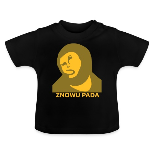 Znowu pada Jeżus z Borja - Koszulka niemowlęca