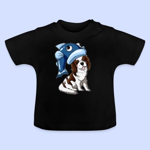 COD8MYdog logo (oscar) - Baby T-Shirt