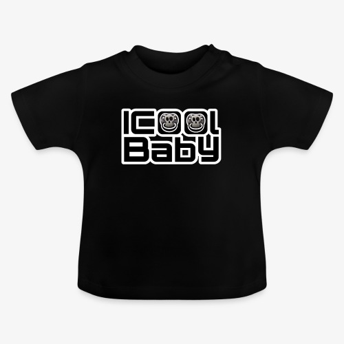ICoolBaby Eigenlogo - Baby T-Shirt