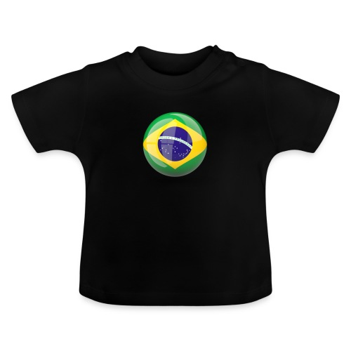 Símbolo da Bandeira do Brasil - Baby T-Shirt