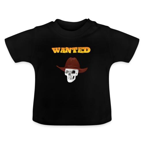 WANTED AR - Camiseta bebé