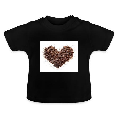 LOVERZ GONNA LOVE chocolat - T-shirt Bébé