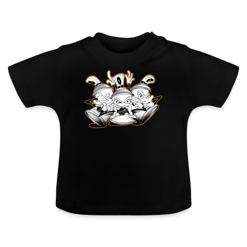see no evil tim timmey ver01 - Baby T-shirt
