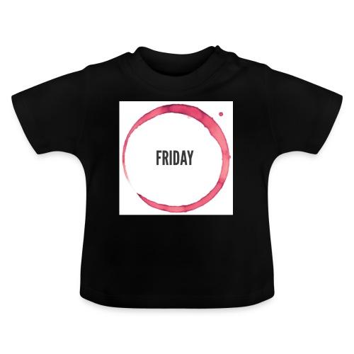Friday JPG - Baby T-Shirt