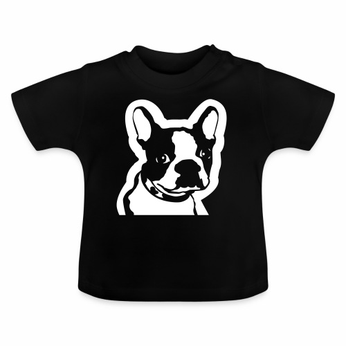 Bulldog francés - Camiseta bebé