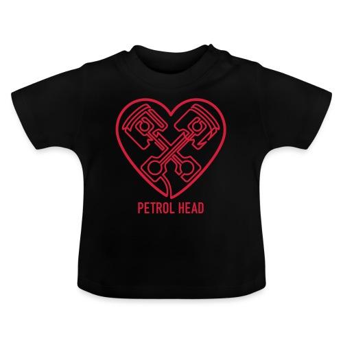 »One Line« Petrol Head - Baby T-Shirt