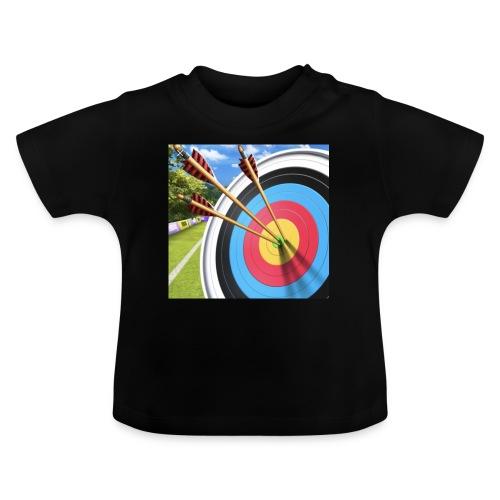 13544ACC 89C4 4278 B696 55956300753D - Baby-T-skjorte