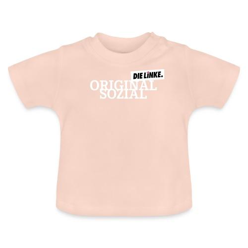 Schriftzug_original - Baby T-Shirt
