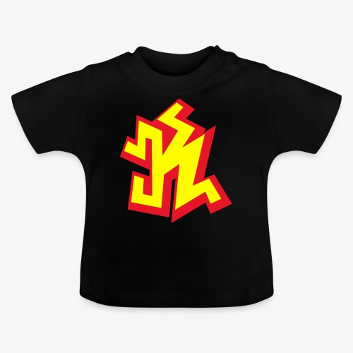 k png - T-shirt Bébé