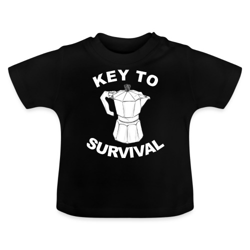 Key-to-survivalcca - Baby T-Shirt