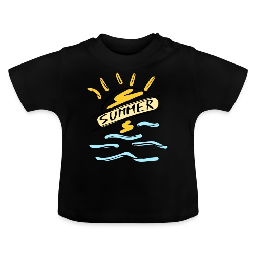 Summer - T-shirt Bébé