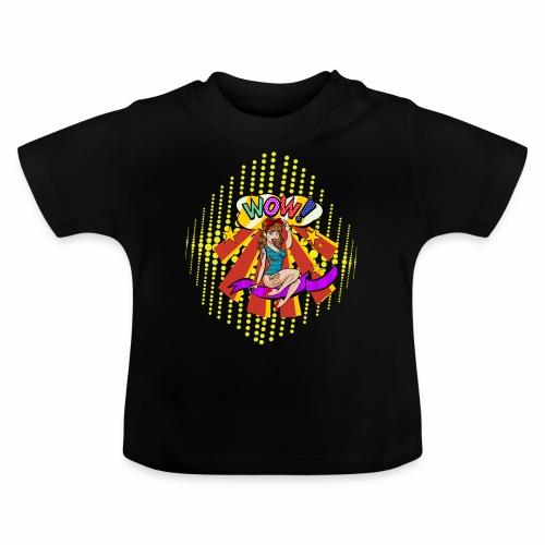 popartcontest - Camiseta bebé