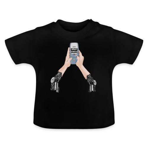 STAY SIMPLE - T-shirt Bébé