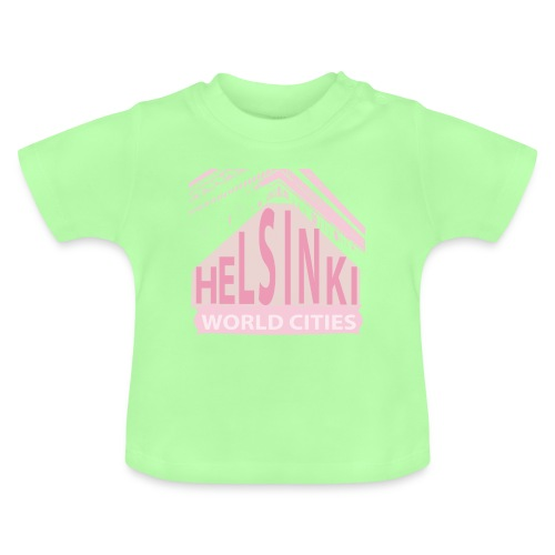 Helsinki light pink - Baby T-Shirt