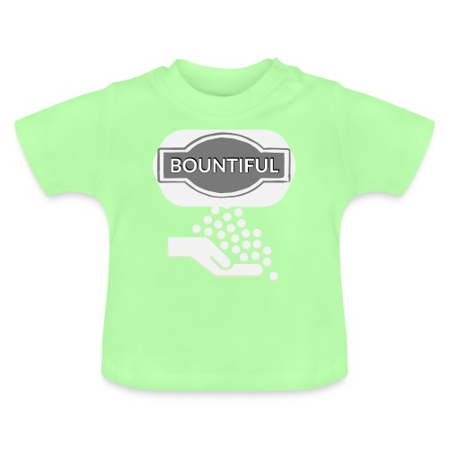Bontiul gray white - Baby T-Shirt