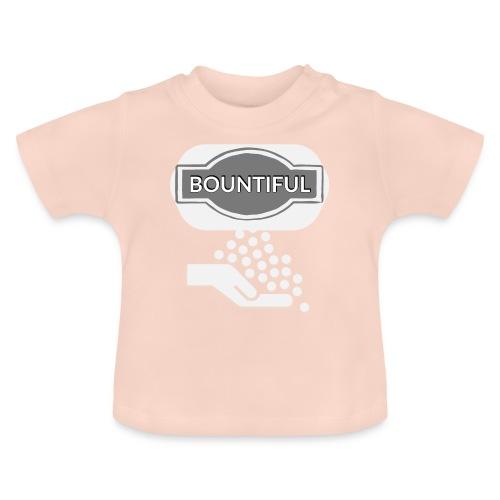 Bontiul gray white - Baby T-Shirt