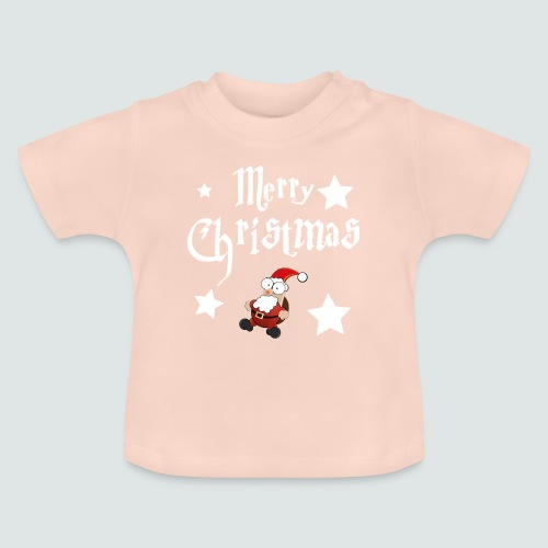 Merry Christmas - Ugly Christmas Sweater - Baby T-Shirt