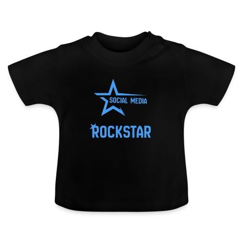 Social Media Rockst*r - Baby T-Shirt
