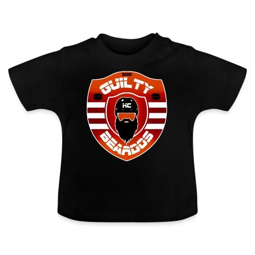 HC Guilty Beardos - Vauvan t-paita