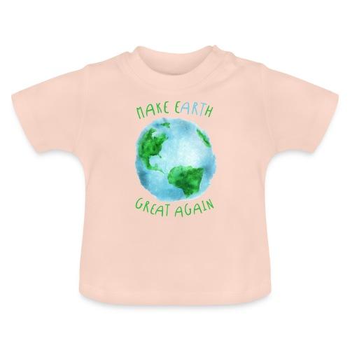 EARTH - Camiseta bebé