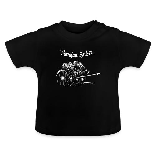 Kilpimuuri B - Vauvan t-paita