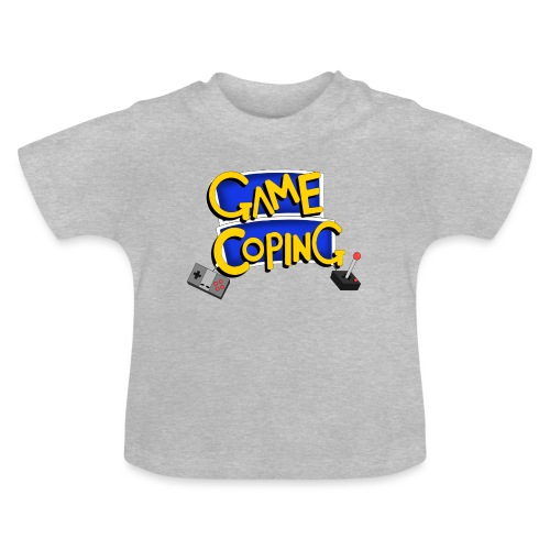 Game Coping Logo - Baby T-Shirt