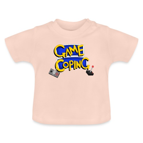 Game Coping Logo - Baby T-Shirt