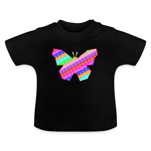 Papillon - T-shirt Bébé