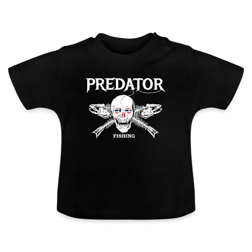 Predator fishing Norwegen - Baby T-Shirt
