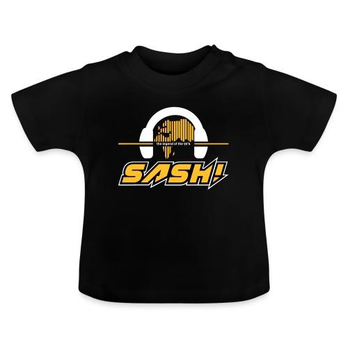 Sash! Logo 2020 Headfone - Baby T-Shirt