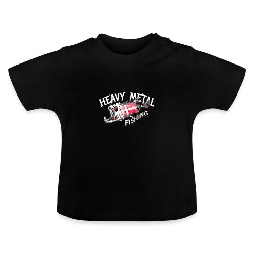 heavy metal fishing Dänemark - Baby T-Shirt