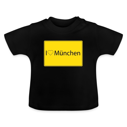 I love München - Baby T-Shirt