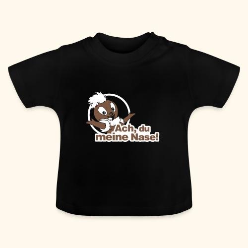 Pittiplatsch 2D Ach, du meine Nase - Baby T-Shirt