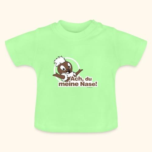 Pittiplatsch Ach, du meine Nase 2D - Baby T-Shirt