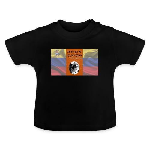 Venezuela lucha sola - Camiseta bebé
