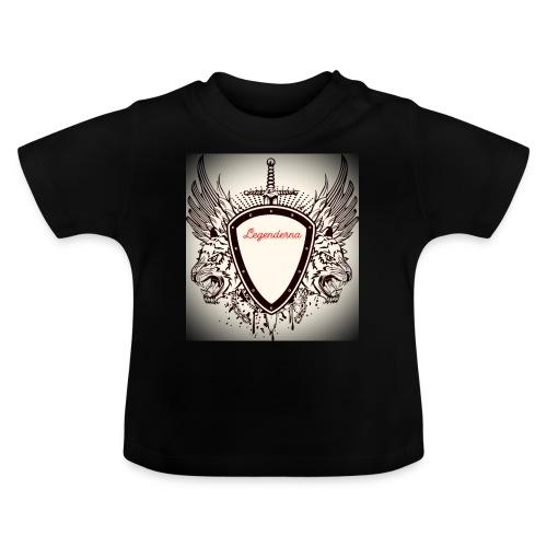 MR AIMs logga - Baby-T-shirt
