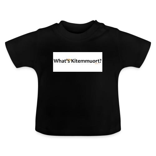 What'S Kitemmuort Trump - Maglietta per neonato