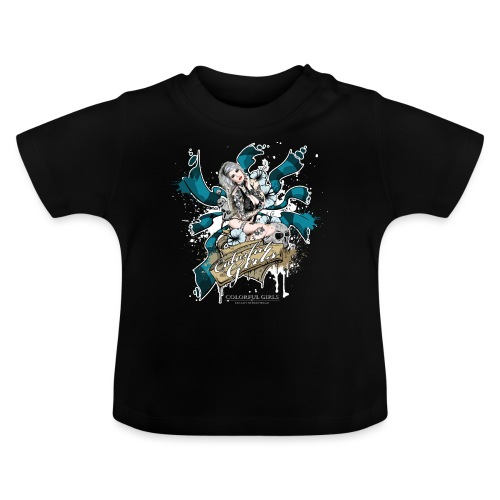 Sandra 2 2 png - Baby T-Shirt